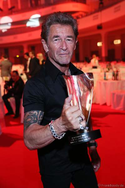 Peter Maffay mit dem PRG Live Entertainment Award 2013