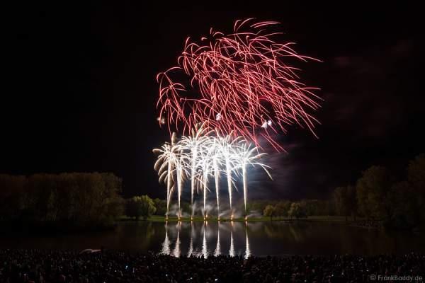 Feuerwerk bei Rhein in Flammen 2013 - Bonn