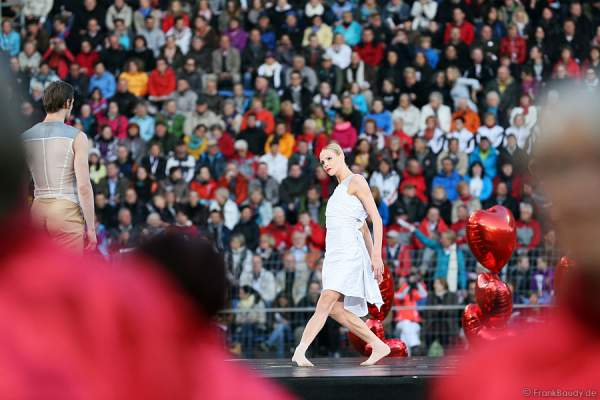 Stadiongala Turnfest 2013 Mannheim