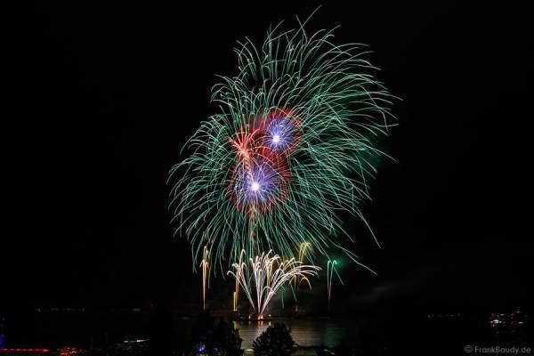 Rhein in Flammen - Nacht der 1000 Feuer 2013 Oberwesel