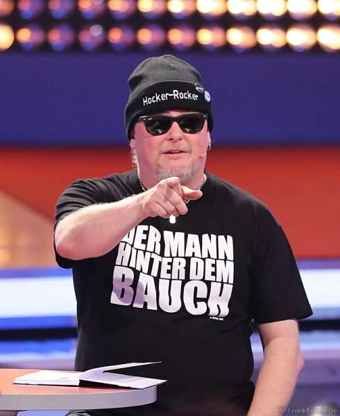 Markus Krebs bei Verstehen Sie Spaß? live aus der Arena Trier