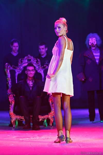 Adrienne Peter Soboleva bei den Horror Nights 2013 im Europa-Park