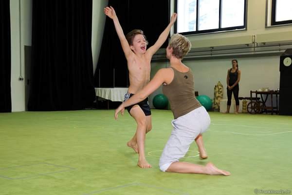 Simon Vollmer- Kinderdarsteller Tarzan