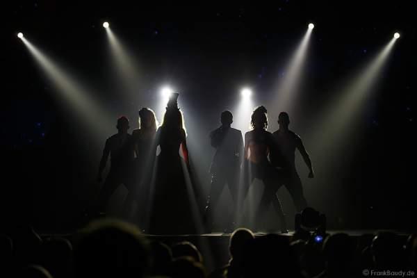 Weltpremiere der Show CIRCUS von DJ BoBo