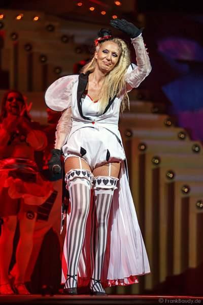 Nancy Baumann Geburtstag bei Show Circus