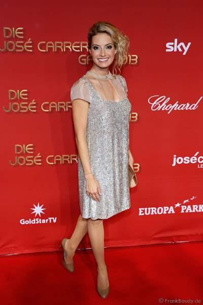 Sarah Valentina Winkhaus bei der José Carreras Spendengala 2013 im Europa-Park