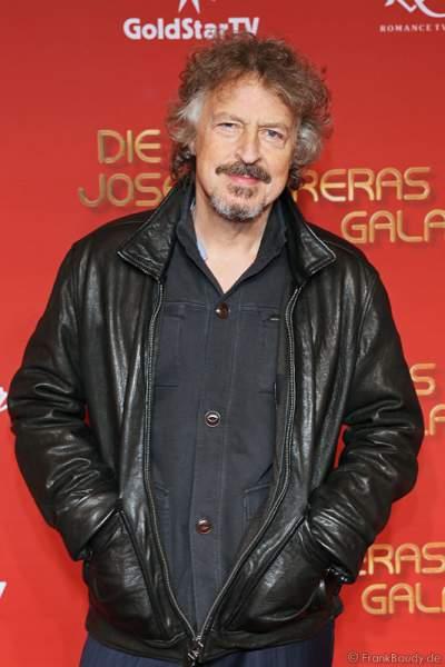 Wolfgang Niedecken bei der José Carreras Spendengala 2013 im Europa-Park