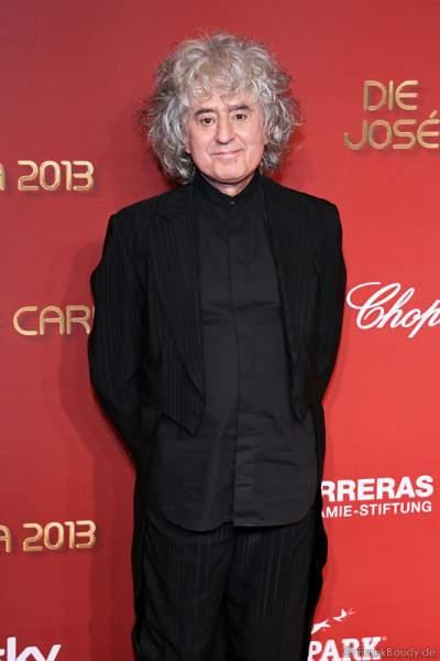 Angelo Branduardi bei der José Carreras Spendengala 2013 im Europa-Park