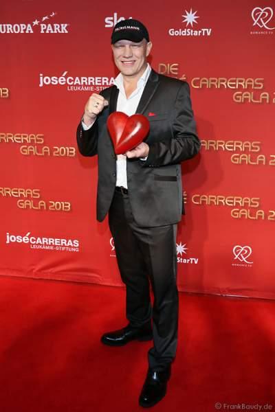 Axel Schulz bei der José Carreras Spendengala 2013 im Europa-Park