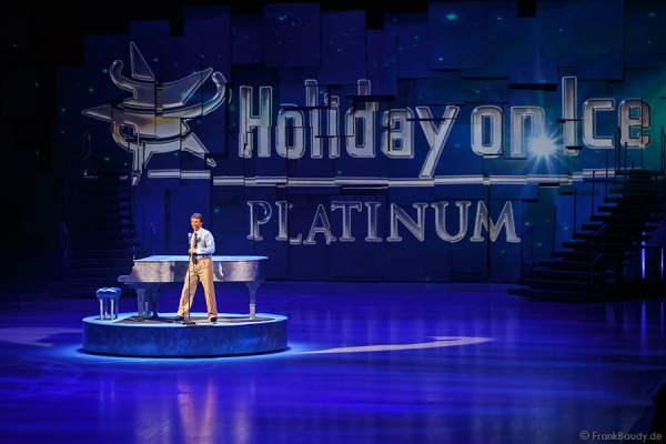 HOLIDAY ON ICE Show PLATINUM mit Norbert Schramm
