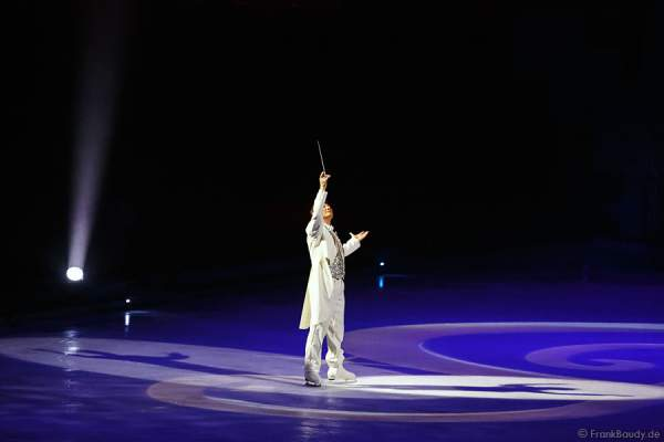 Norbert Schramm bei HOLIDAY ON ICE Show PLATINUM