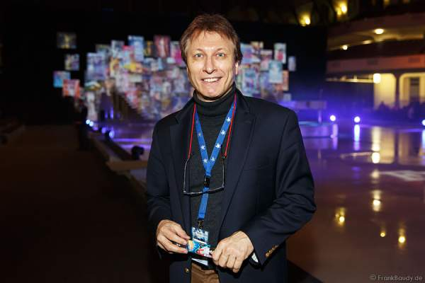 Norbert Schramm bei Holiday on Ice - PLATINUM
