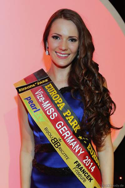 Catharina Leers - Vize-Miss Germany 2014 - Miss Westdeutschland 2014