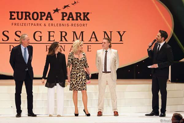 Die Jury - Miss Germany 2014