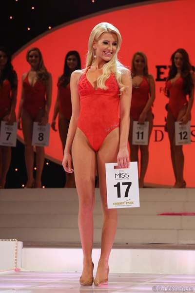 Vivien Konca im Badeanzug - Miss Germany 2014