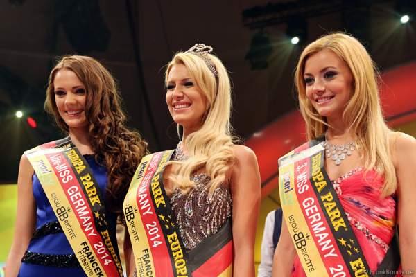 Die Gewinnerinnen - Miss Germany 2014