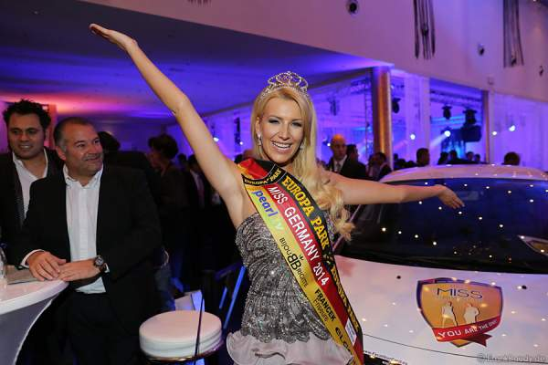 Vivien Konca - Miss Germany 2014