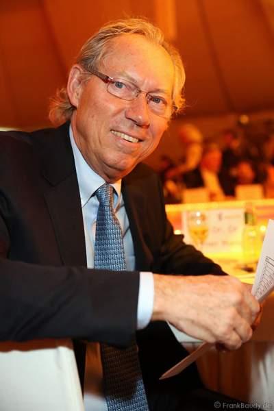 Prof. Dr. Dr. Werner Mang bei Miss Germany 2014