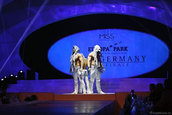 White Gothic bei Miss Germany 2014