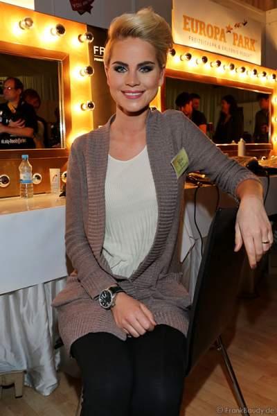 Miss Süddeutschland 2014, Mareen Wehner