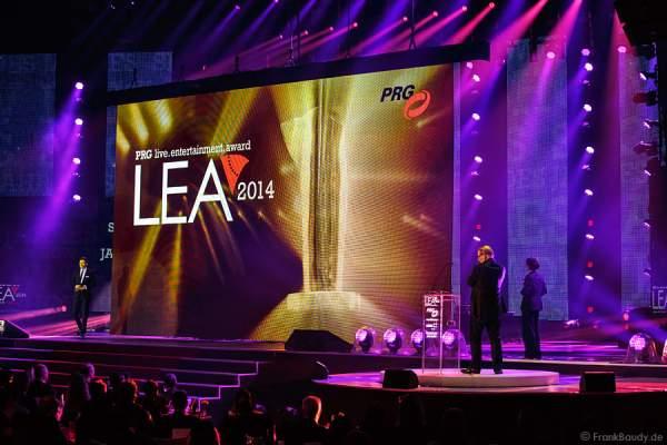 PRG LEA 2014