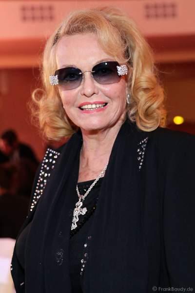Hannelore Kramm (Ehefrau von Heino) beim PRG Live Entertainment Award (LEA) 2014 in der Festhalle Frankfurt