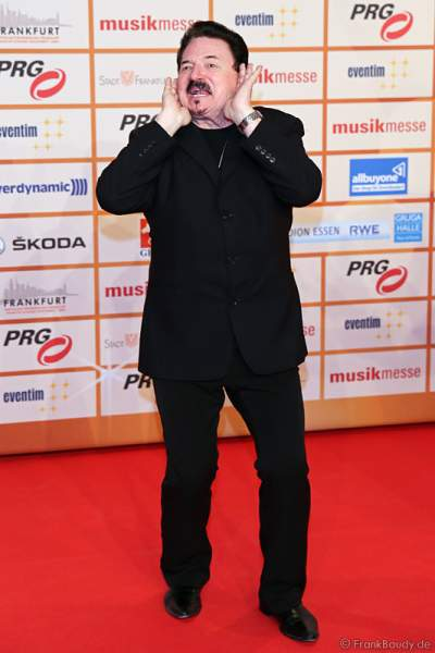 Bobby Kimball beim PRG LEA 2014 - Live Entertainment Award