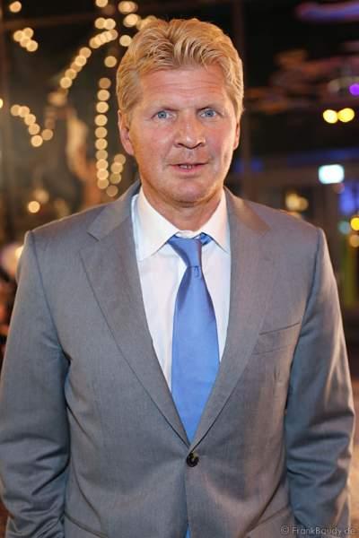 Stefan Effenberg beim Radio Regenbogen Award 2014 im Europa-Park
