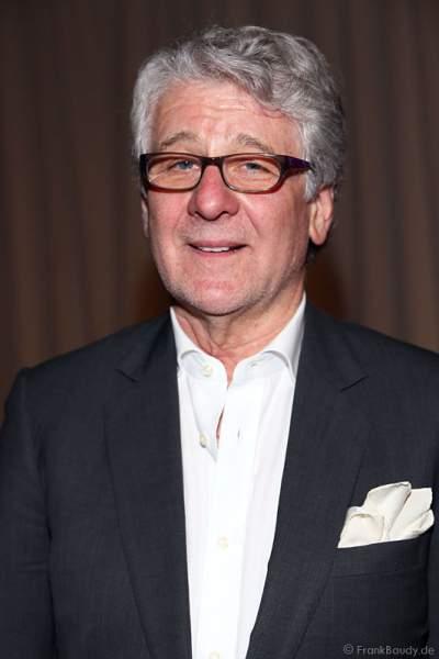 Marcel Reif  beim Radio Regenbogen Award 2014 im Europa-Park