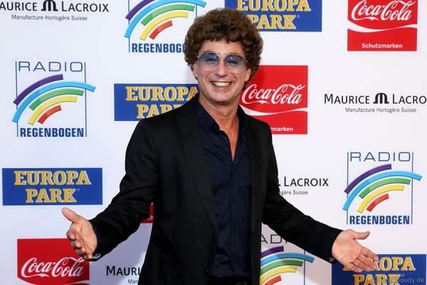 Atze Schröder beim Radio Regenbogen Award 2014 im Europa-Park