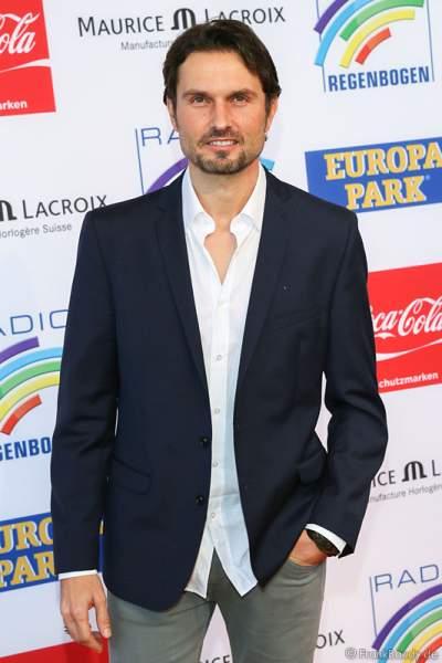 Simon Verhoeven beim Radio Regenbogen Award 2014 im Europa-Park