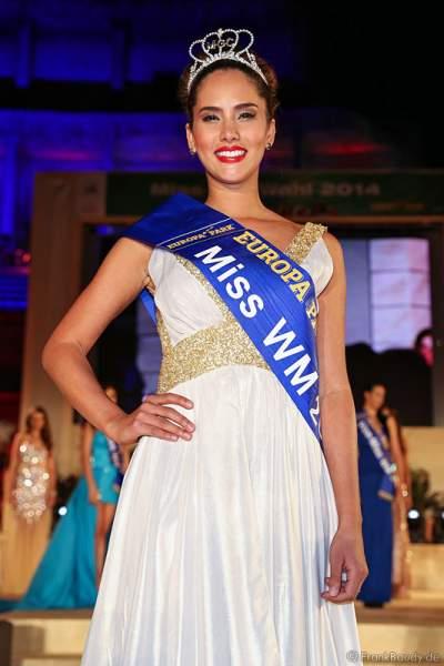 Daniela Ocoro Mejia - Miss WM 2014
