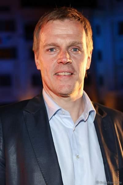 Martin Heuberger bei der Miss WM 2014 Wahl