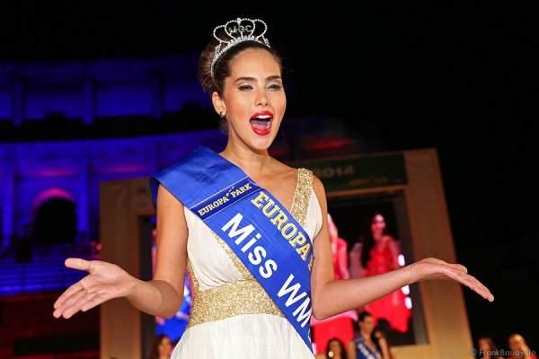 Daniela Ocoro Miss WM 2014