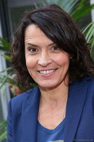 Ulrike Folkerts alias Lena Odenthal bei Tatort Team Blackout