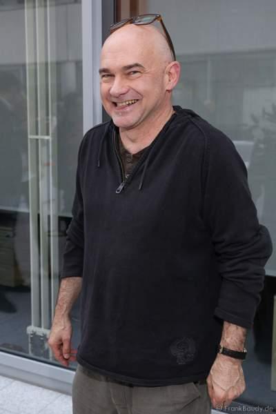 Peter Espeloer bei Tatort BLACKOUT Premiere beim SWR Sommerfestival 2014 Mainz