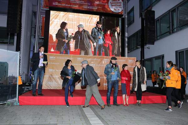 Tatort BLACKOUT Premiere beim SWR Sommerfestival 2014 Mainz