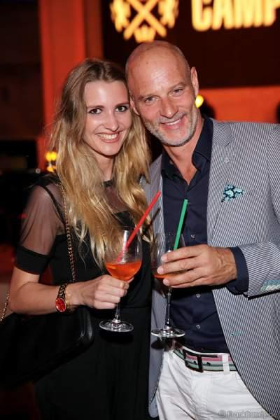 Theresa Krentzlin und Simon Licht