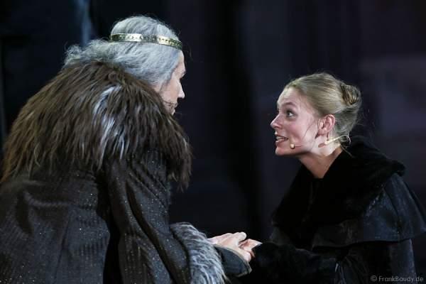 Große Medienprobe bei den Nibelungen-Festspiele 2014