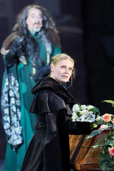 Große Medienprobe bei den Nibelungen-Festspiele