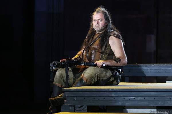 Markus Majowski als Volker von Alzey