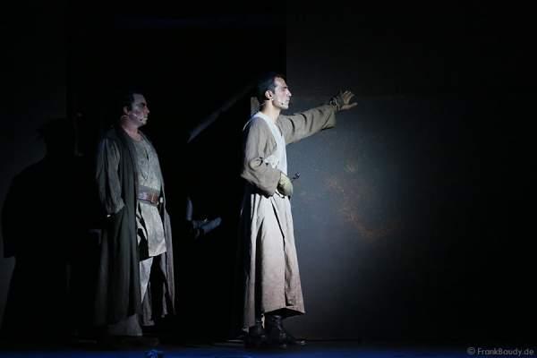 Erol Sander als Hunnenkönig Etzel bei den Nibelungen-Festspiele 2014, born this way