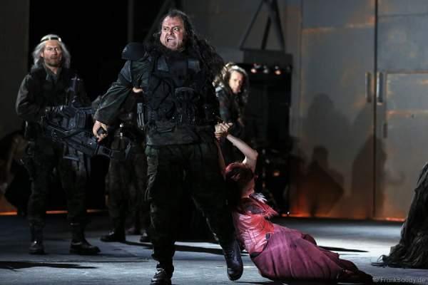 Markus Majowski als Volker von Alzey bei den Nibelungen-Festspiele 2014, born this way