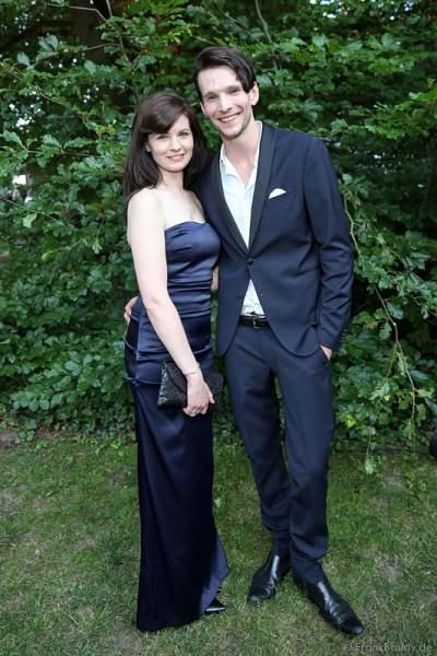 Sabin Tambrea mit Schwester Alina bei den Nibelungen-Festspiele 2014, born this way