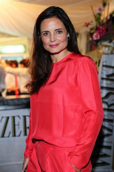 Elisabeth Lanz bei den Nibelungen-Festspiele 2014, born this way