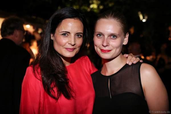 Elisabeth Lanz mit Charlotte Puder