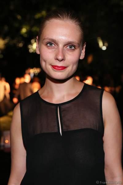 Charlotte Puder bei den Nibelungen-Festspiele 2014, born this way