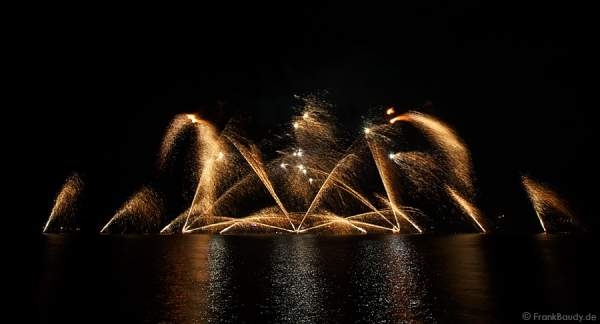 Feux d'artifice du Lac de Gérardmer