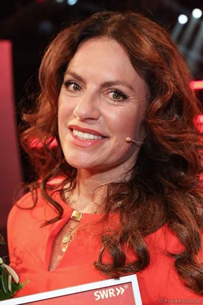 Christine Neubauer bei Verstehen Sie Spaß? live aus der Arena Trier