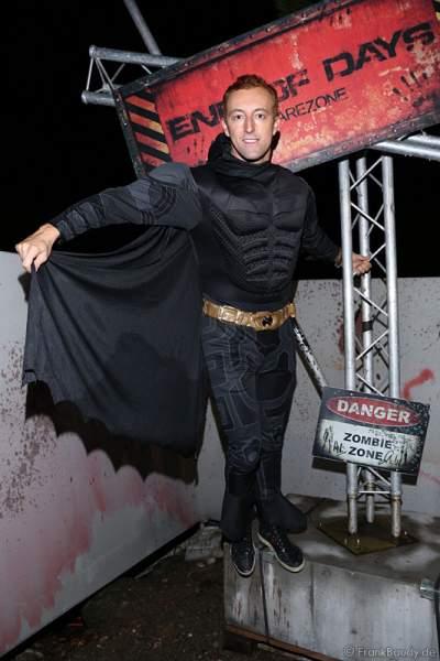 Mario-Max zu Schaumburg-Lippe bei der Horror Glam Night 2014 im Europa-Park